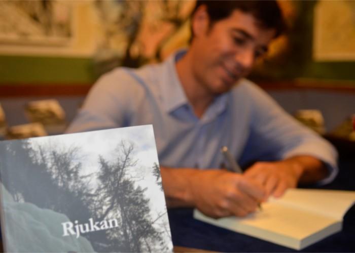 Presentación Rjukan en Librería Desnivel, Madrid